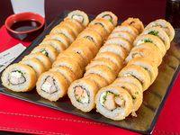 Promo 40 hot rolls - 40 piezas