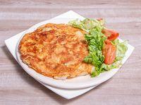 Promoción - Tortilla de papas + 1/2 Ensalada