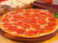 Combo Pizza Mediana+Gaseosa 1.5 Litros+2 Postres.