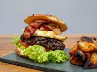 Criolla burger del mes