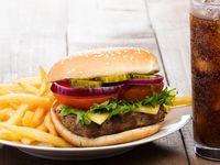 2x1 Combo Hamburguesa de Carne o Pollo