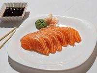 Sashimi de slamón rosado (6 unidades)