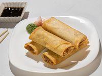 Empanadas chinas de carne (4 unidades)