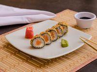 Mr. Sushi Crunchy Roll Medio Rollo 5 Unidades