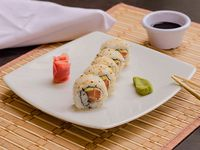 Mr. Sushi Philadelphia Roll Rollo 10 Unidades