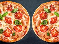 2x1  Pizzas Small