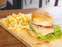 Burger Krusty