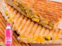 2 Sándwich de Pollo + Maicitos + Gaseosa + Postre