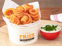 Curly Fries Grandes