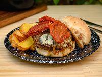 Burger la blue
