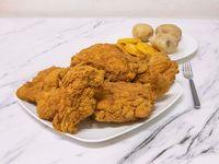 Promoción Pollo + Acompañamientos