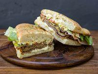 Sándwich completo de milanesa o suprema (para compartir)