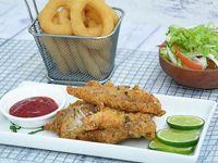 Fish & chips tradicional