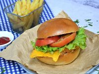 Combo - Chicken Burger + acompañamiento