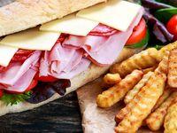 Super Sándwich en Combo