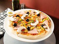 Pizza Familiar Domicilios.com (Promoción del Mes)