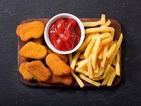10 Nuggets + Papas a la Francesa