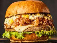 Buffalo Burger del Campo