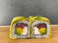 13 - Avocado tuna cheese roll