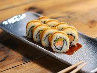 Teriyaki tempura roll