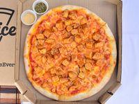 Pizza Personal Pollo BBQ