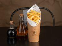 Papas fritas en cono (individual)