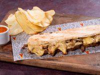 Sándwich Panino Lomo de Res