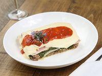 Lasagna (porción)