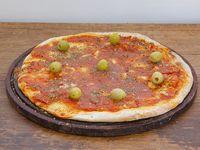 Pizza cancha