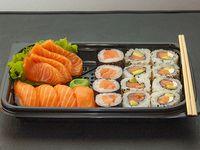 Combinado salmón - 20 piezas