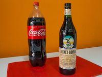 Combo - Fernet Branca 750 ml +Coca-Cola 2.25 L