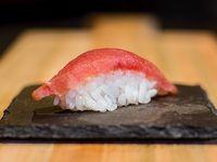 Nigiri de atun rojo