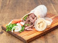 Shawarma oriental