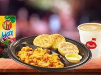 Combo Desayuno Típico
