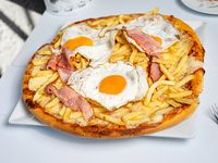 Pizzeta Charrúa