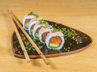 Dual fish roll (10 unidades)