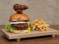 Maxi Wings Burger
