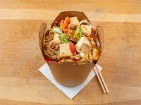 Veggie wok
