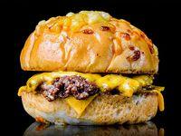 Promo - Cheese burger + guarnición