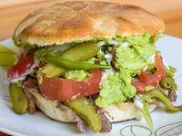 Pronto sándwich