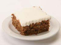 Cuadrado carrot cake
