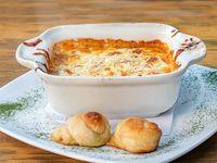 Lasagna Carne y Pollo