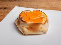 Empanada abierta especial americana