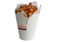 30% OFF Curly fries gigantes