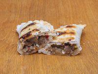 Empanada de carne cortada a cuchillo (picante)