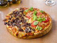 Pizzeta de 2 sabores