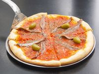 Pizza anchoas