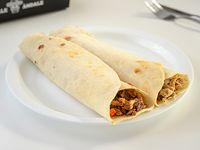 Promo 8 - 2 burritos + refresco
