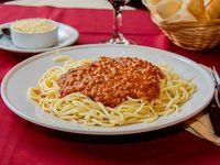 Spaghetti al huevo