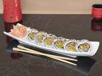 Vegetariano Roll x 12